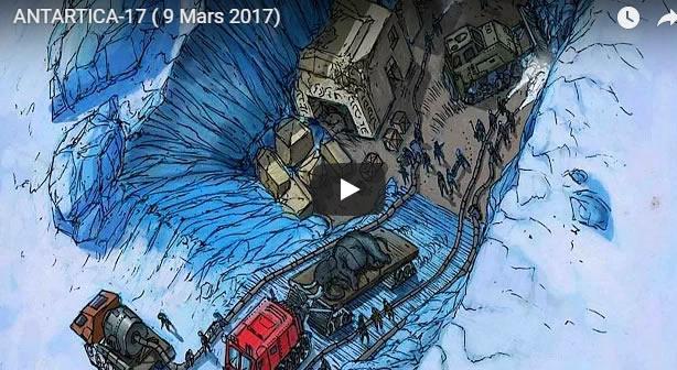 ANTARTICA-17 - 9 Mars 2017 - Journal Pour ou Contre
