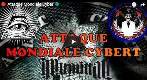 🔴 Attaque Mondiale Cyber 🌎