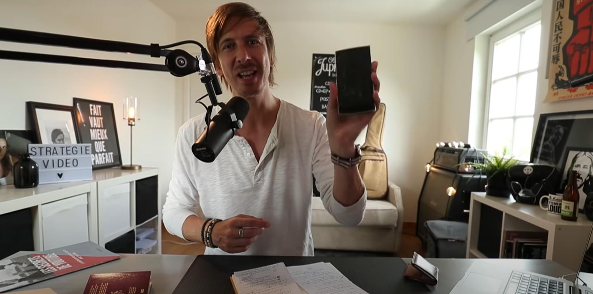 Comment faire des vidéos avec son téléphone de A à Z (guide du débutant)