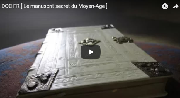 DOC FR [ Le manuscrit secret du Moyen-Age ]
