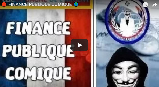 🔴 FINANCE PUBLIQUE COMIQUE 🌎 - Journal Pour ou Contre