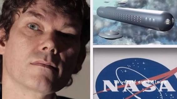 ★ Quand Gary McKinnon a révélé l'incroyable secret de la NASA... Journal Pour ou Contre