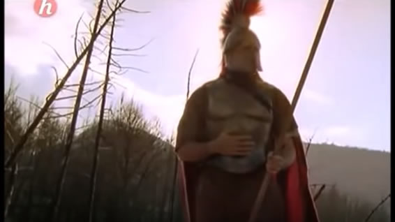 Les spartiates - Documentaire Histoire