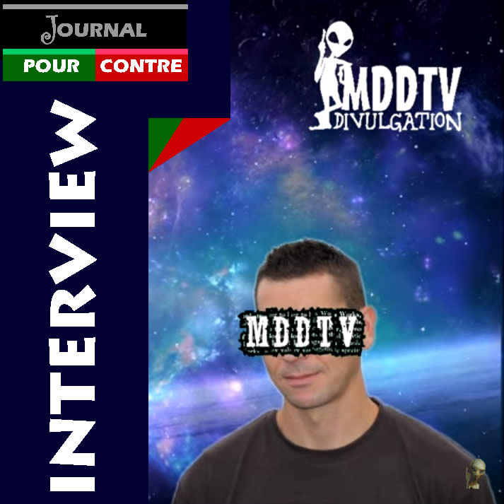 Interview avec Didier de MDDTV - Journal Pour ou Contre