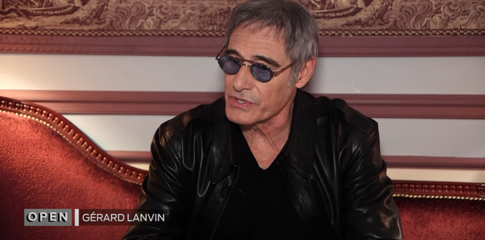 Open - Gérard Lanvin