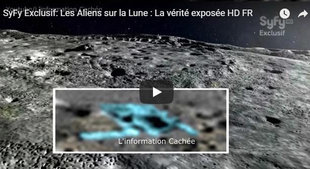 SyFy Exclusif - Les Aliens sur la Lune - La vérité exposée HD FR - Journal Pour ou Contre