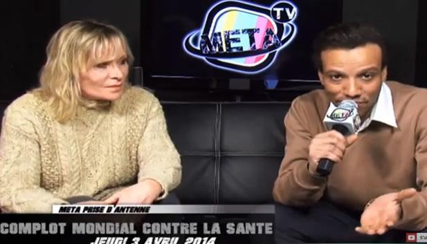Meta TV - Claire Séverac - Complot contre la santé
