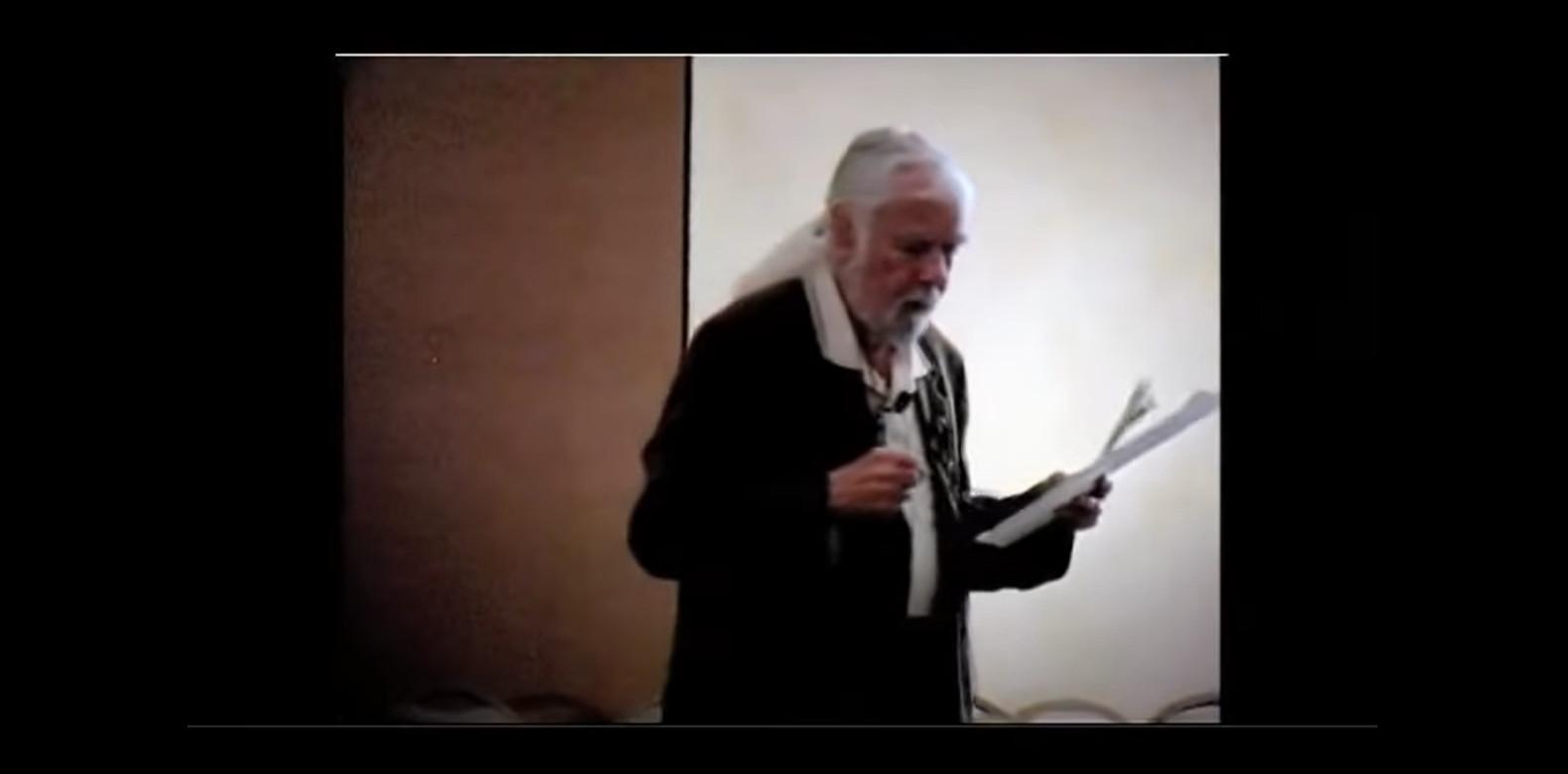 Bob Dean - Conférence Project Camelot