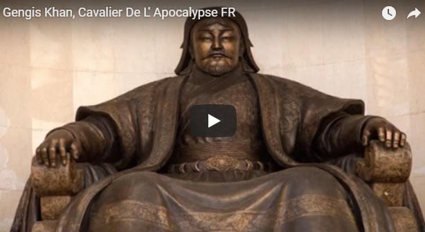 Gengis Khan - Cavalier De L'Apocalypse FR - Journal Pour ou Contre