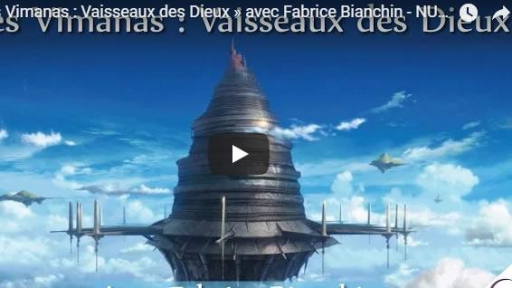 Les Vimanas - Vaisseaux des Dieux - avec Fabrice Bianchin - NURÉA TV - Journal Pour ou Contre