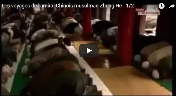 Les voyages de l'amiral Chinois musulman Zheng He - Journal Pour ou Contre